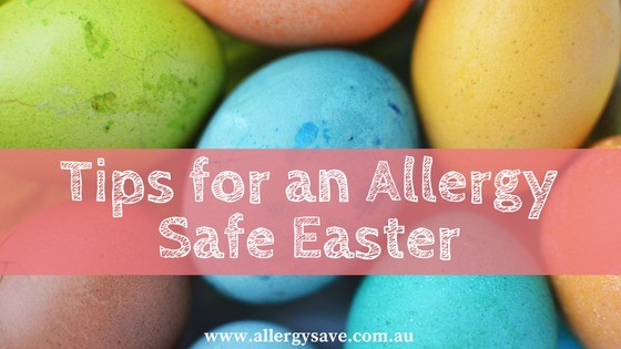 Tips For An Allergy Safe Easter