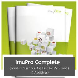 Imupro Complete food intolerance test