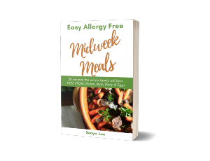 allergy midweek meals