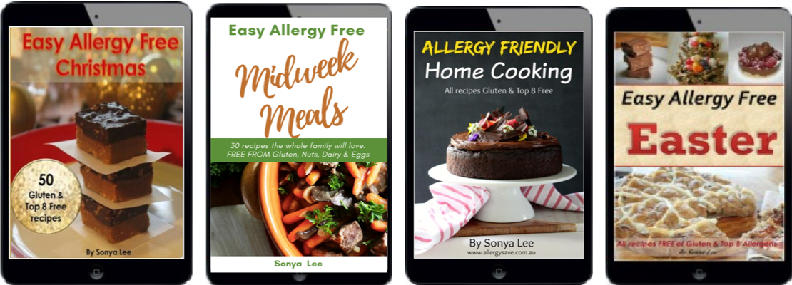 Allergy recipe bundle 4