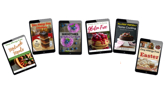 allergy recipe ebooks