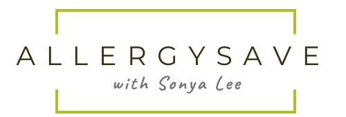 AllergySave – with Sonya Lee