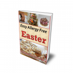 Allergy Friendly recipes for easter
