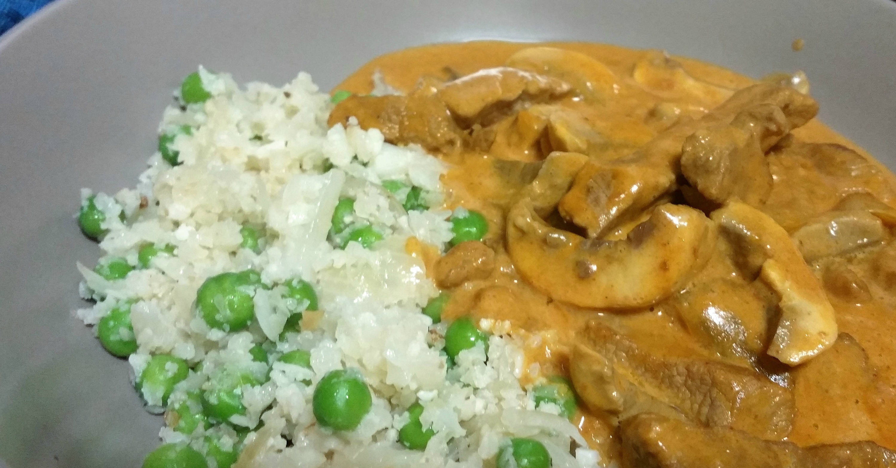 beefstrogcailrice