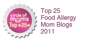 Top 25 Food Allergy Moms