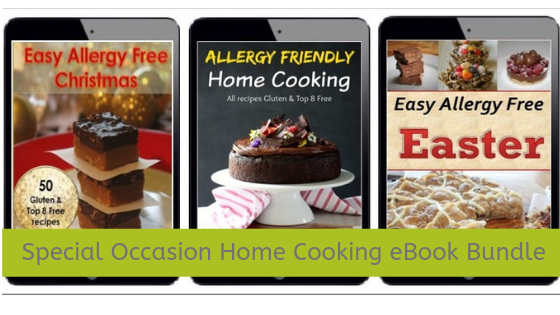 Special Occasion Home Cooking ebook bundle