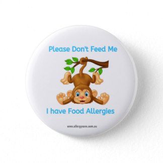 Please dont feed me badge