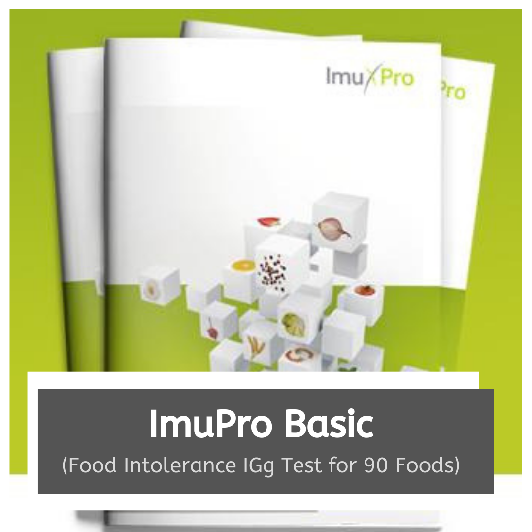 ImuPro Basic (90 foods)