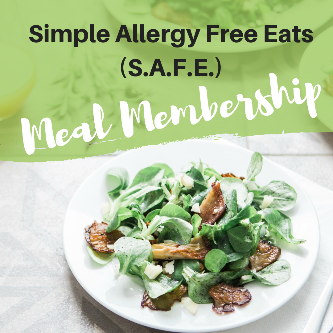 simple allergy free eats