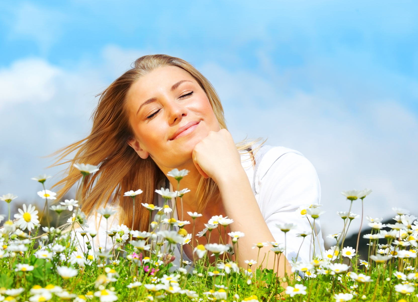 surviving spring with allergies